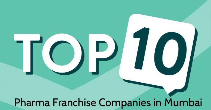 Top 10 Pharma Franchise Companies in Mumbai - 2019 [Updated]